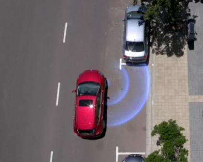 Ford Focus Park Assist Detect Space