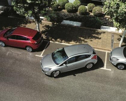 Ford Focus Park Assist