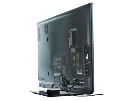 Panasonic VIERA P42GT30B Ports