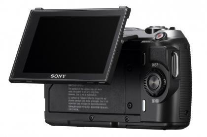 Sony NEX-C3K back