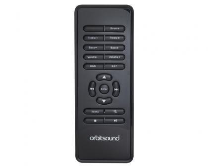 OrbitSound T12 remote control