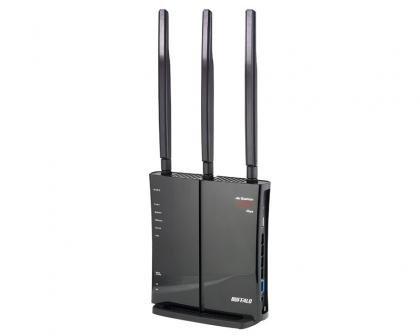Buffalo WZR-HP-G450H ports