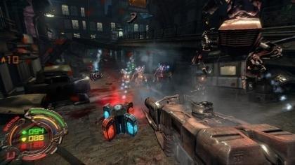 Hard Reset Cyborgs