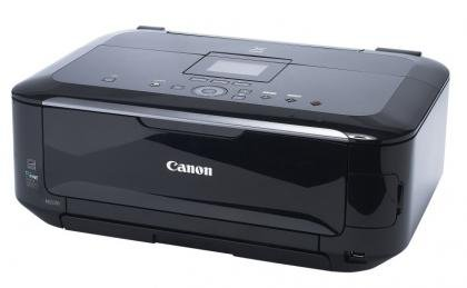 Canon Pixma MG5350 closed