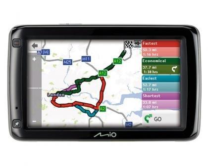 Mio 685 choice of routes