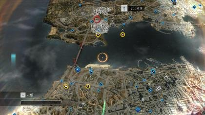 Driver: San Francisco map