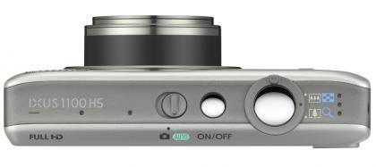 Canon Ixus 1100 HS top