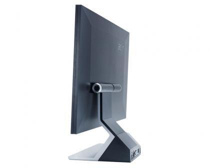Acer S243HL side