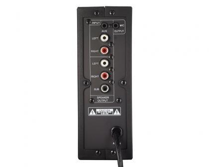 Genius SW-G2.1 1250 rear control box
