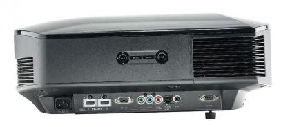 Sony VPL-HW30ES side ports