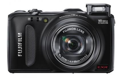Fujifilm FinePix F600EXR front