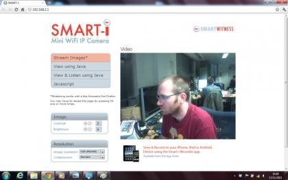 Smart-I screenshot