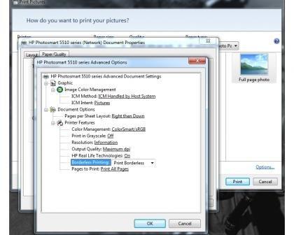 HP Photosmart 5510 driver