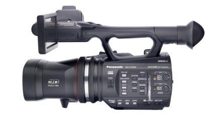 Panasonic HC-Z10000 side