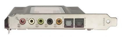 Creative Labs Sound Blaster Recon3D ports