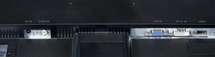 Acer HN274H ports
