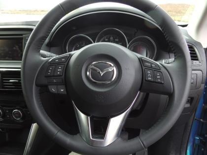 Mazda CX-5 Steering Wheel