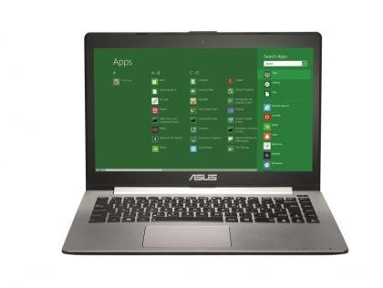 Asus VivoBook S200 screen