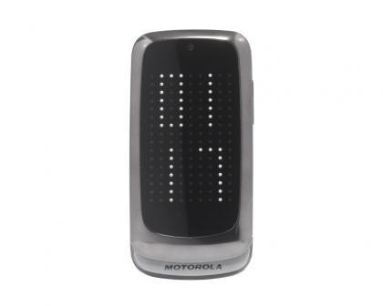 Motorola Gleam Plus LEDs