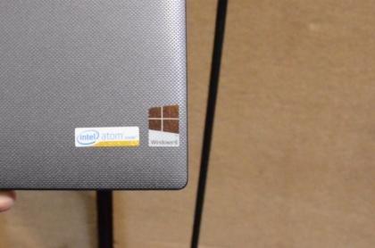 Lenovo IdeaPad Lynx Atom CPU