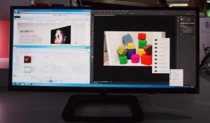 LG EB93 Ultrawide 21:9 monitor