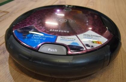 Samsung Navibot CornerClean