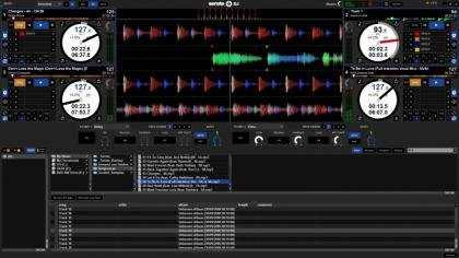 Serato DJ Screenshot