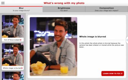 Canon EOS 1200D companion app