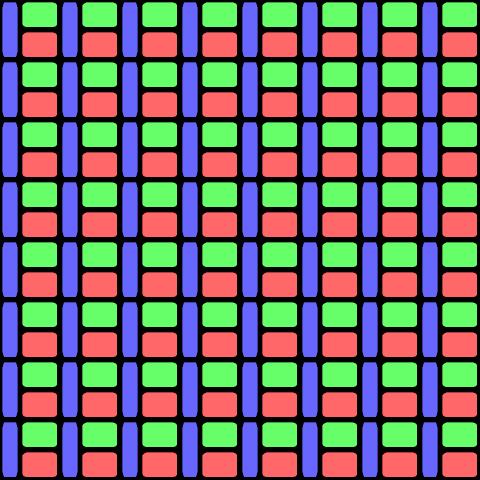 S-Stripe AMOLED