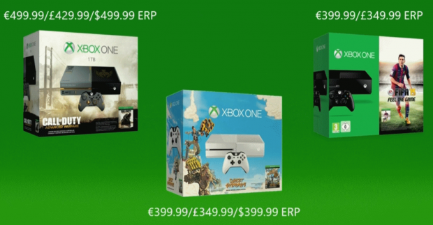 Best Xbox One deals - all the best bundles from £280   Expert Reviews Xbox One White Console Sunset Overdrive
