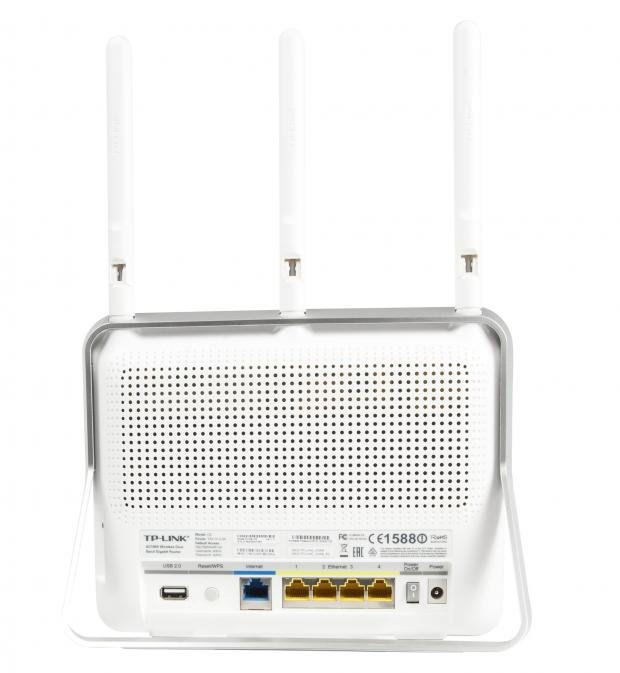 how to change wireless router password tp link