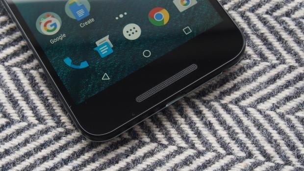 Nexus 5X front speaker