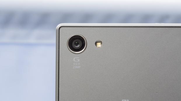 Sony Xperia Z5 Compact camera