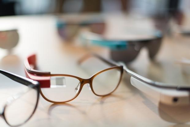 Google Glass DVF frames