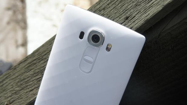 LG G4 Ceramic model