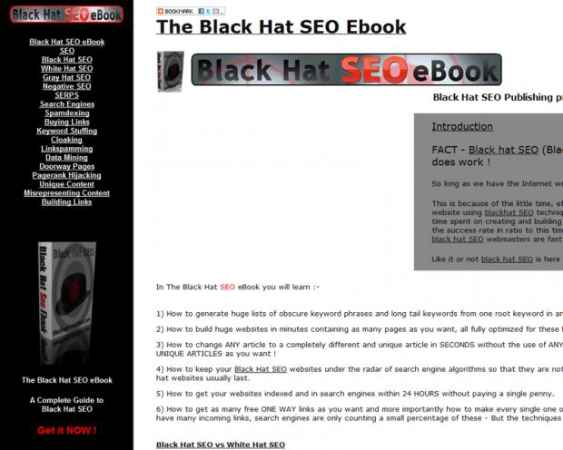 www.blackhatebook.com