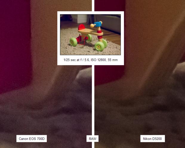 Canon EOS 700D sample shot