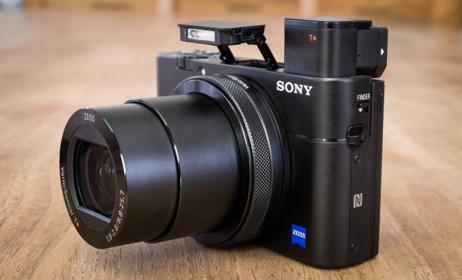 Sony RX100 V EVF