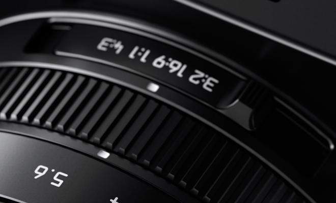Panasonic LX100 aperture ring
