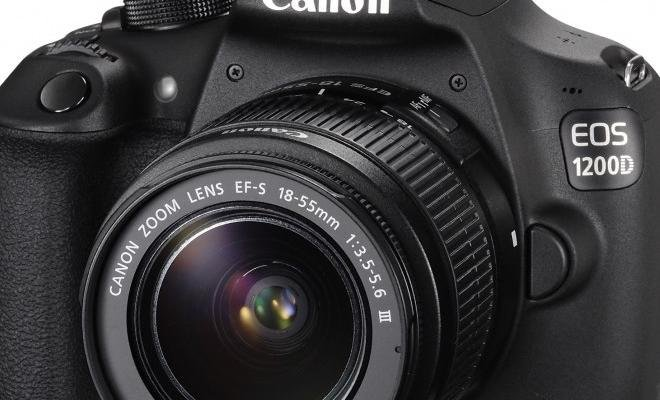 Canon EOS 1200D review: Still a worthy budget camera
