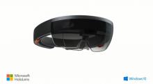 Windows 10 HoloLens render front