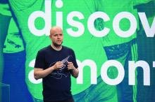 Spotify Running launch
