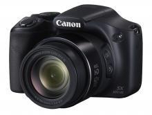 Canon SX520 HS front