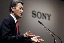 Sony CEO Kazuo Kirai