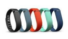 Fitbit Flex colours