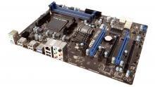 MSI 970A-G43 3/4 angle