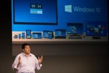 Windows 10 family Terry Myerson