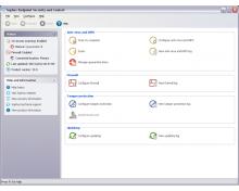 Sophos desktop client