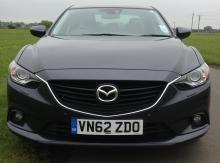 Mazda6 Saloon Sport Nav Front