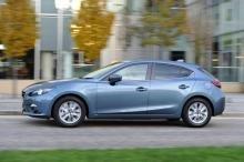 Mazda3 Side Shot